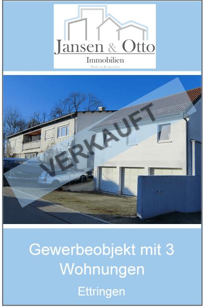 Gewerbeobjekt in Ettringen