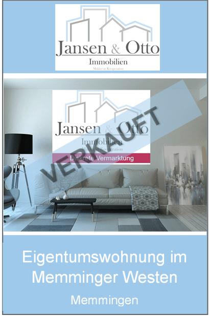 Eigentumswohnung in Memmingen