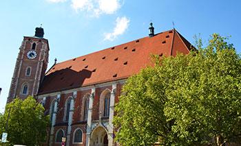 Der Ingolstädter Münster