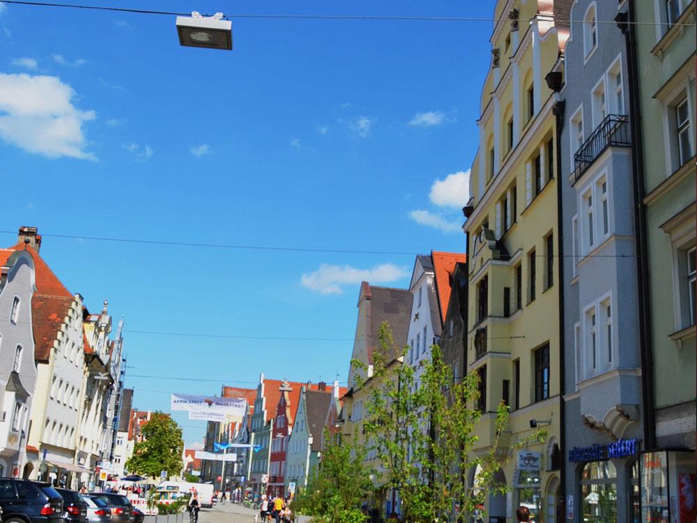 Ingolstädter Altstadt