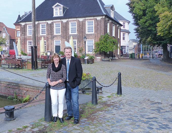 TDV Immobilien - Thomas de Vries und Alida Claußen