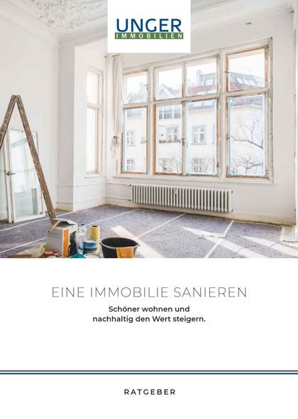 """Titelbild """"Immobilie sanieren"""""""