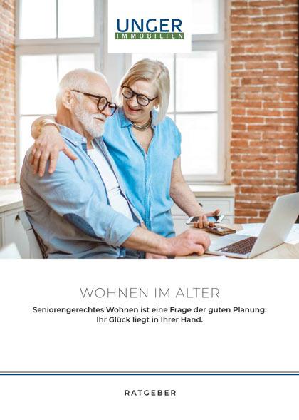 """Titelbild """"Wohnen im Alter"""""""