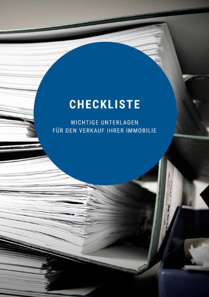Checkliste - wichtige Unterlagen