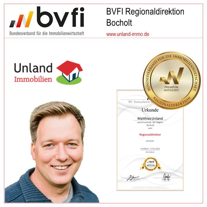 BVFI Urkunde