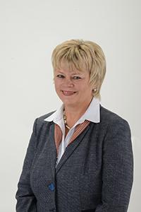 Vertriebsmitarbeiterin Annegret Hauck