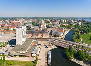 Potsdam aus der Luft