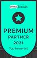 Siegel Immobilienscout Premium Partner 2021
