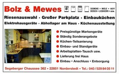 Bolz & Mewes Elektrogeräte