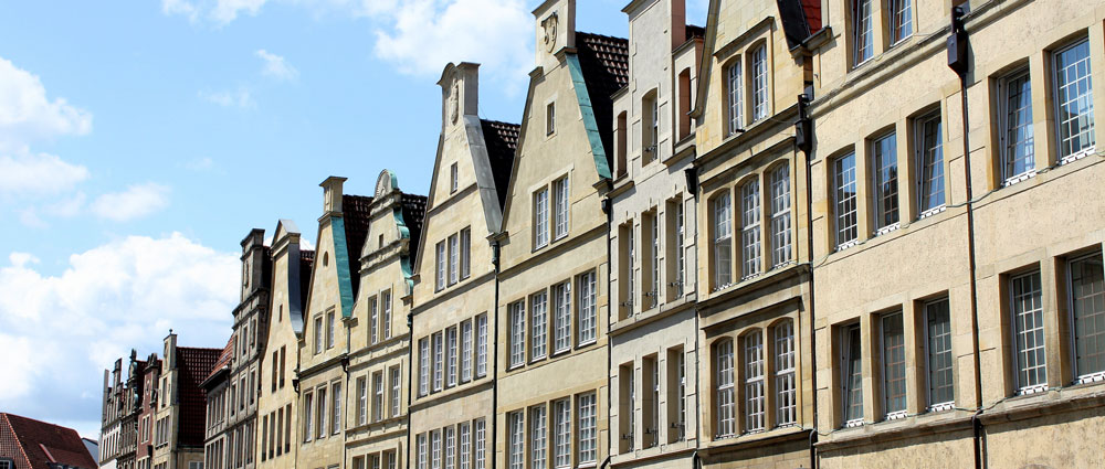 Innenstadt Münster
