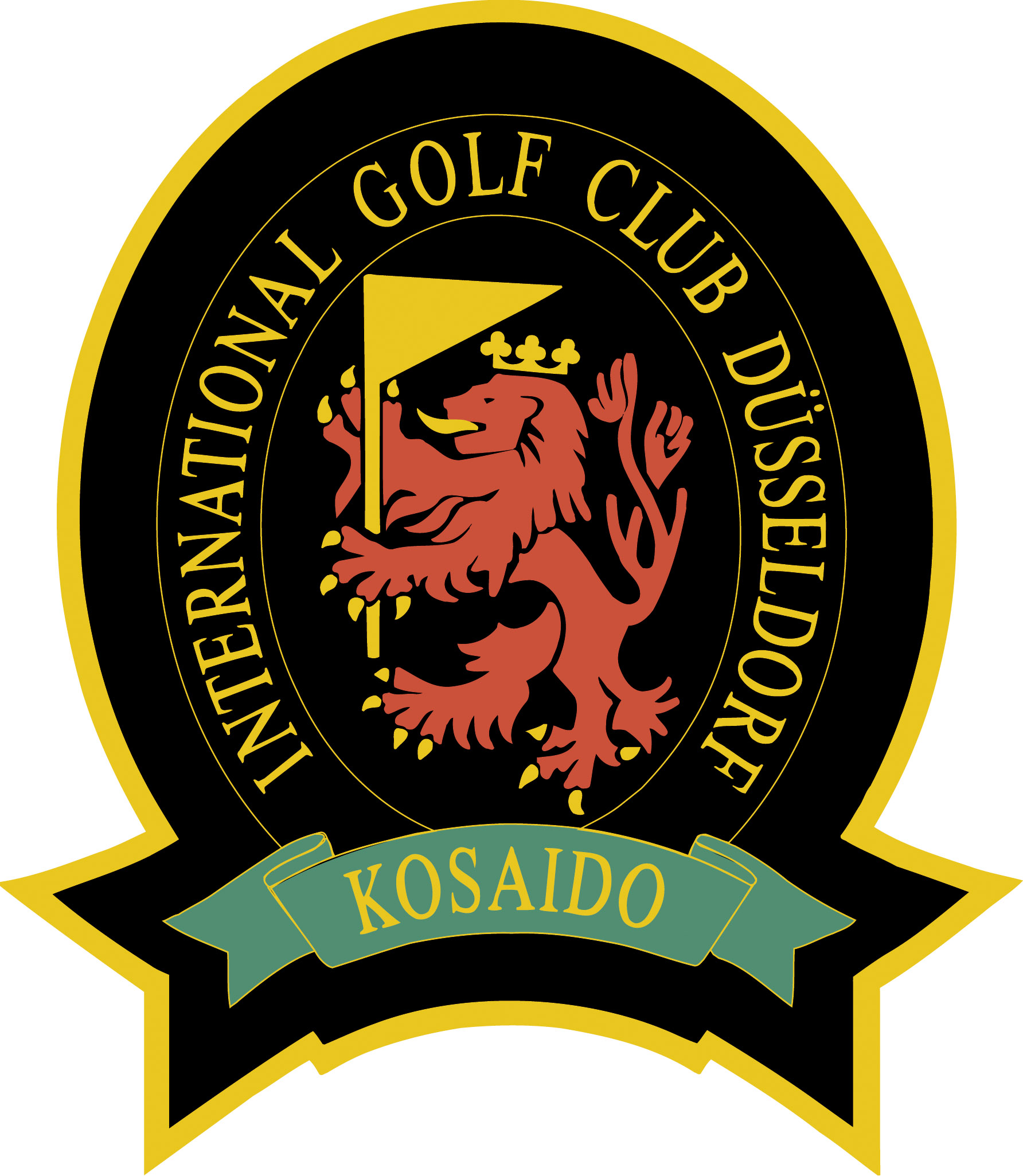 Logo Kosaido International Golf Club Düsseldorf