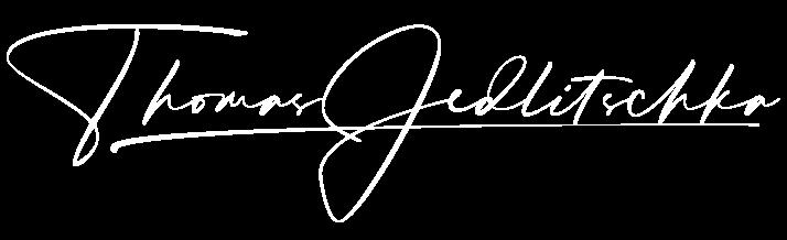 Unterschrift Thomas Jedlitschka