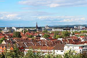 Karlsruhe Altstadt