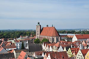 Ingolstadt Münster Kirche