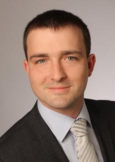 Immobilienkaufmann Sebastian Mayer